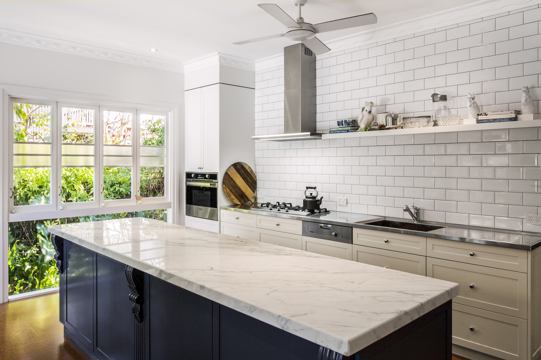 Kitchens Brisbane - Design and Renovations | Konstruct Interior ...